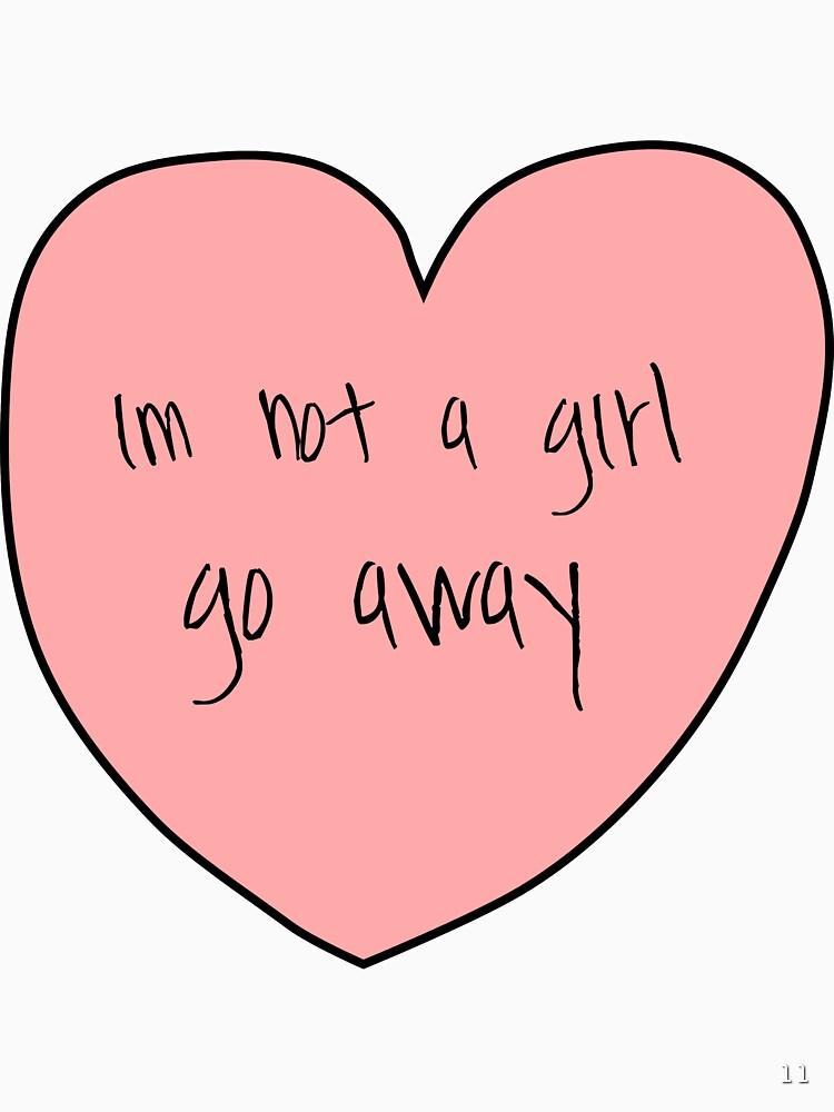 not a girl by 8BitAngel