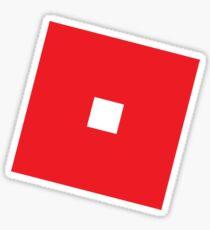 Roblox square logo classic Sticker