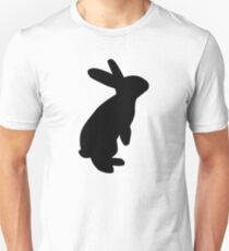 Black bunny T-Shirt