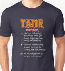 Define: Tank Unisex T-Shirt