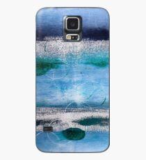 Blue Water Calm Case/Skin for Samsung Galaxy