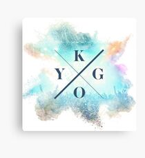 YKOG SIMPLE Canvas Print