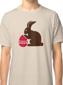Easter bunny egg Classic T-Shirt