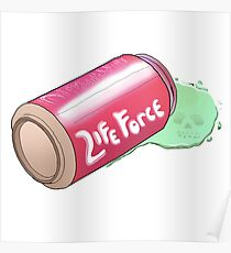 the life force....... Poster
