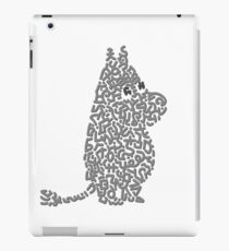 """Moomin"" iPad Case/Skin"