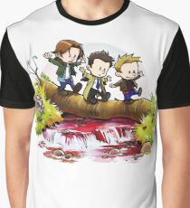 Team Free Will Goes Exploring Graphic T-Shirt
