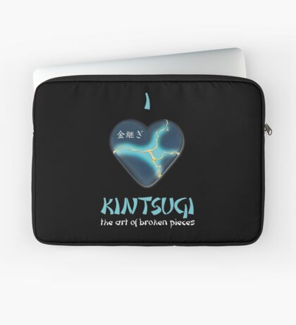 i love kintsugi Laptoptasche