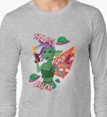 Space Punk Chick! T-Shirt