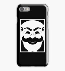 Fsocietymask#1 iPhone Case/Skin