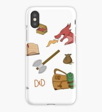 DnD iPhone Case/Skin