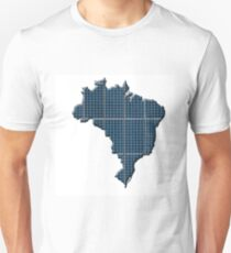 Solar Brazil Unisex T-Shirt