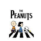 Peanuts Abbey Road by pixel-designs