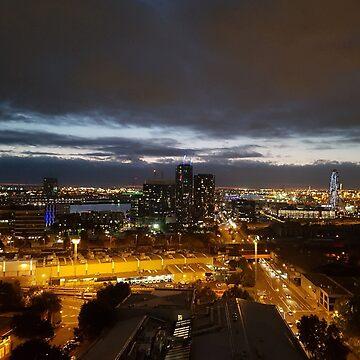 The Western Sky by jaysalt