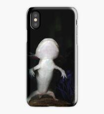 Axolotl attack iPhone Case