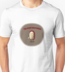 The Angry Pale Potato Unisex T-Shirt