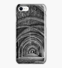 Fountains Abbey Cellarium iPhone Case/Skin
