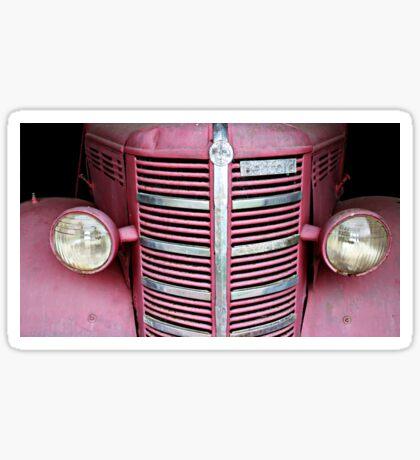 Old Red (Bedford Truck) Sticker