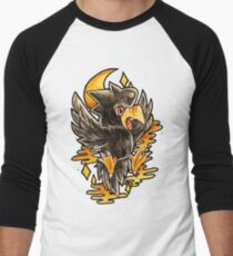 Murkrow Men's Baseball ¾ T-Shirt