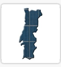 Solar Portugal Sticker