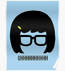 Tina Uhhhhh Poster