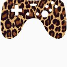 Leopard Print Controller by Tim McLaughlin