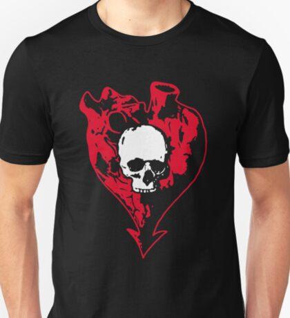 Heart and Skull T-Shirt
