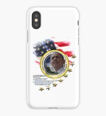 44th President iPhone Case/Skin
