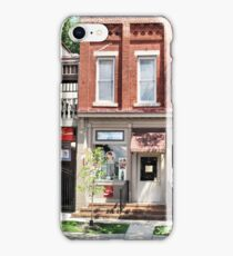 Old-Time Flavor iPhone Case/Skin