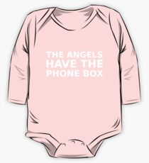 The Angels Have The Phone Box One Piece - Long Sleeve