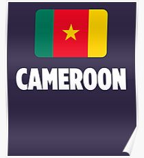 Cameroon Poster
