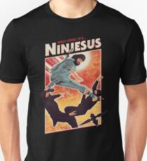 The Jesus Ninja Unisex T-Shirt