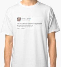Commander in Tweet  Classic T-Shirt
