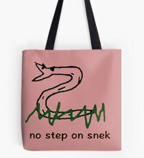 No Step On Snek 1 Tote Bag