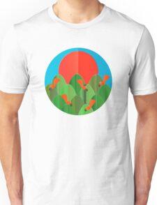 Squirrel Family Unisex T-Shirt