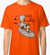 Rick & Morty Classic T-Shirt