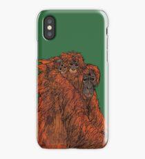 Mutated Orangutan iPhone Case/Skin
