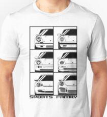 Sports family. 911 T-Shirt