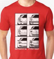 Sports family. Porsche 911 T-Shirt