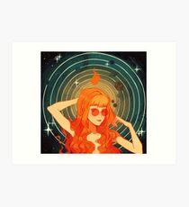 Cosmic Symmetry Art Print