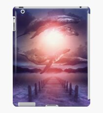 Space Between Dreams & Reality iPad Case/Skin