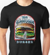 "Big ""KAHUNA"" Burger - Distressed Variant T-Shirt"