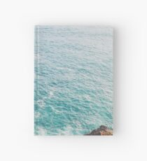 Summer Oceanside Memories Hardcover Journal