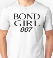Bond Girl Unisex T-Shirt