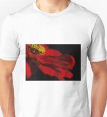 Red Petals  T-Shirt