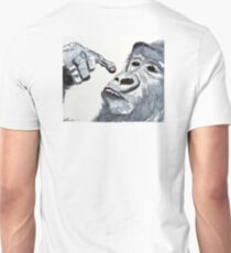 GORILLA - WATERCOLOUR AND INK T-Shirt
