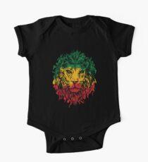 Rasta Lion Kids Clothes