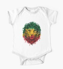 Rasta Lion Kids Clothes