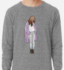 Cozy Cardigan Lightweight Sweatshirt