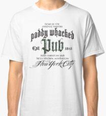 Paddy Whacked Pub Classic T-Shirt