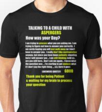 3435d4ca63d Aspergers T-Shirts